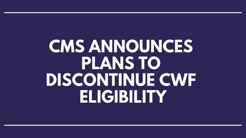 CMS Eligibility